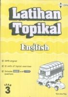 (EPH)LATIHAN TOPIKAL ENGLISH YEAR 3 KSSR 2019