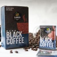 LAMIS Instant Black Coffee (3.8gm x 25 sachets/box)