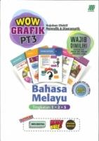 (SASBADI BHD SDN)WOW GRAFIK BAHASA MELAYU TINGKATAN 1.2.3 PT3 2019