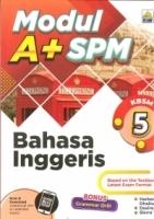 (PENERBI ILMU BAKTI)MODUL A+BAHASA INGGERIS FORM 5 KBSM SPM 2019