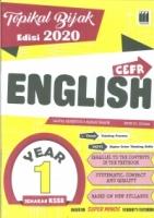 TOPIKAL BIJAK EDISI 2020 ENGLISH YEAR 1 KSSR