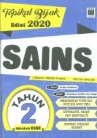 TOPIKAL BIJAK EDISI 2020 SAINS TAHUN 2 KSSR