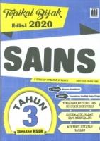 TOPIKAL BIJAK EDISI 2020 SAINS TAHUN 3 KSSR