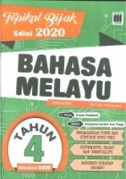 TOPIKAL BIJAK EDISI 2020 BAHASA MALAYSIA TAHUN 4 KSSR