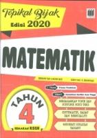 TOPIKAL BIJAK EDISI 2020 MATEMATIK TAHUN 4 KSSR