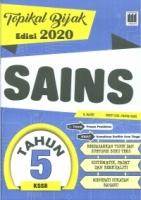 TOPIKAL BIJAK EDISI 2020 SAINS TAHUN 5 KSSR