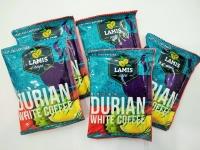 LAMIS Penang Durian White Coffee (40gm x 15 sachets/box)