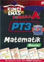 (SASBADI BHD SDN)KUNCI EMAS FORMULA A+MATEMATIK(REVISI)TINGKATAN 1.2.3 KSSM PT3 2019