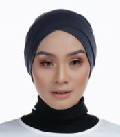 Alana Hijab Shaper ~ Grey
