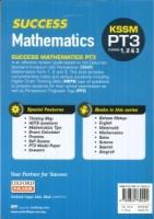 (OXFORD FAJAR)SUCCESS MATHEMATICS FORM1,2&3 KSSM PT3 2020