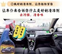 MULTI-PURPOSE CAR CLEANER