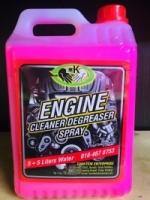 ENGINE CLEANER DEGREASER SPRAY (PINK)