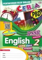 (CEMERLANG PUBLICATIONS SDN BHD)PENTAKSIRAN BILIK DARJAH CERIA ENGLISH YEAR 2 KSSR 2020