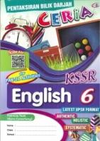 (CEMERLANG PUBLICATIONS SDN BHD)PENTAKSIRAN BILIK DARJAH CERIA ENGLISH YEAR 6 KSSR 2020