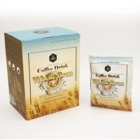 High Fibre Coffee Drink with Super Fine Wheat Bran(30gm x 15 sachets/box)