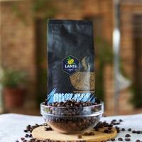 LAMIS Arabica Roasted Whole Bean Coffee (250g)