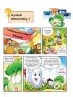 Plants vs Zombies 2 ● Soal & Jawab Komik Sains: Cuaca Dan Iklim - Mengapakah Langit Kelihatan Pelbagai Warna?