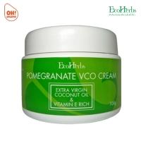 EcoHerbs Pomegranate VCO Cream 100g