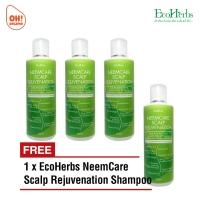 EcoHerbs NeemCare Scalp Rejuvenation Shampoo (B3F1)