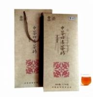 湖南安化中茶 福禄寿喜四喜茶砖 (1.7kg) (2018)