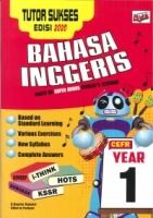 (PENERBITAN ILMU DIDIK)TUTOR SUKSES EDISI BAHASA INGGERIS CEFR YEAR 1 2020