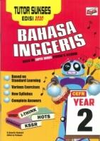 (PENERBITAN ILMU DIDIK)TUTOR SUKSES EDISI BAHASA INGGERIS CEFR YEAR 2 2020