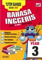 (PENERBITAN ILMU DIDIK)TUTOR SUKSES EDISI BAHASA INGGERIS CEFR YEAR 3 2020