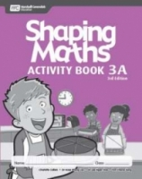 Shaping Maths Activity Book 3A (3rd Edition), ISBN 9789810196240