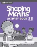 Shaping Maths Activity Book 3B (3rd Edition), ISBN 9789810196257