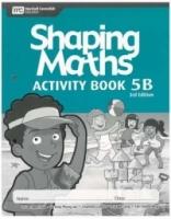 Shaping Maths Activity Book 5B (3rd Edition), ISBN 9789814433723