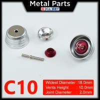 [Metal Part] Metal Thruster / Vents for Gundam Kit (C10, Red) (2 Units)