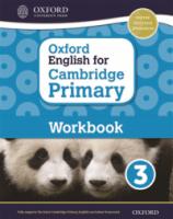 Oxford English for Cambridge Primary Workbook 3, ISBN 9780198366317