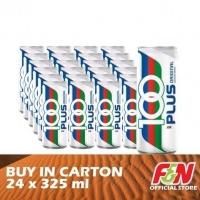 F&N 100 Plus Regular 24 x 325ml