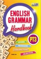 (PENERBIT ILMU BAKTI SDN BHD)ENGLISH GRAMMAR HANDBOOK PT3 2020