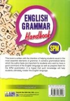 ENGLISH GRAMMAR HANDBOOK SPM 2020