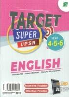 (SASBADI BHD SDN)TARGET SUPER ENGLISH YEAR 4.5.6 UPSR 2020