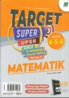 (SASBADI BHD SDN)TARGET SUPER MATEMATIK KERTAS 2 TAHUN 4.5.6 UPSR 2020