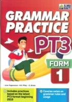 (PENERBIT ILMU BAKTI)GRAMMAR PRACTICE FORM 1 PT3 2020