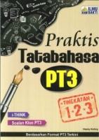 (PENERBIT ILMU BAKTI)PRAKTIS TATABAHASA TINGKATAN 1.2.3 PT3 2020