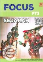 (PELANGI)FOCUS SEJARAH TINGKATAN 1.2.3 PT3 KSSM 2020
