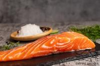 Salmon Trout Fillet from Norway 1pcs(180g) Boneless