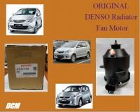 ORIGINAL DENSO Radiator Fan Motor - Perodua Myvi / Viva / Avanza / kembara DVVT (263500-5480)