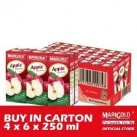 Marigold Fruit Drink - Apple 4 x 6 x 250ml