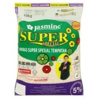 Jasmine Super Special Tempatan 5% Rice 10kg [Delivery after CNY]