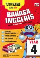 (PENERBITAN ILMU DIDIK)TUTOR SUKSES EDISI BAHASA INGGERIS YEAR 4 2020