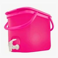 Tupperware Wonder All water dispenser 10L - pink color