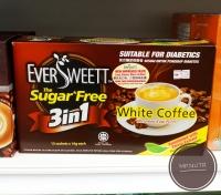 Ever Sweet White Coffee Sugar Free 15 sachets