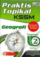 (PENERBIT ILMU BAKTI)PRAKTIK TOPIKAL GEOGRAFI TINGKATAN 2 KSSM 2020
