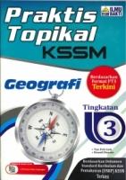 (PENERBIT ILMU BAKTI)PRAKTIK TOPIKAL GEOGRAFI TINGKATAN 3 KSSM 2020