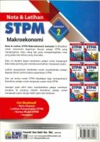 (PENERBIT ILMU BAKTI)NOTA&LATIHAN MAKROEKONOMI SEMESTER 2 STPM 2020